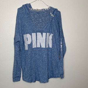 Pink Victoria's Secret | Hooded | Pullover Sweater